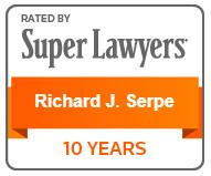 Richard Serpe Super Lawyers
