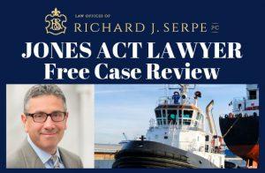 jones act lawyer Richard serpe