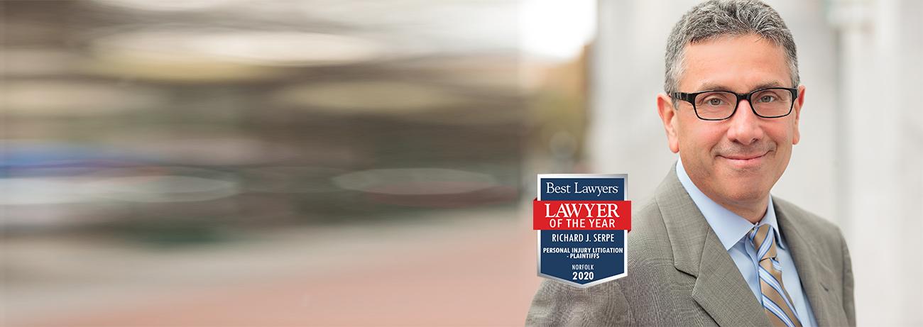 Richard Serpe Best Lawyers Norfolk