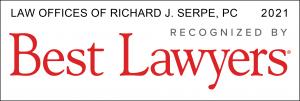 Richard Serpe recognized by Best Lawyers